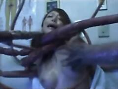 Japanese Nurse Tentacle Mouth Rape